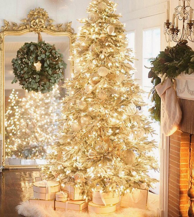 Here are enough Christmas tree decoration ideas