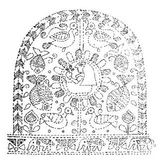 West Bengal Embroidery And Embroidery Patterns On Pinterest