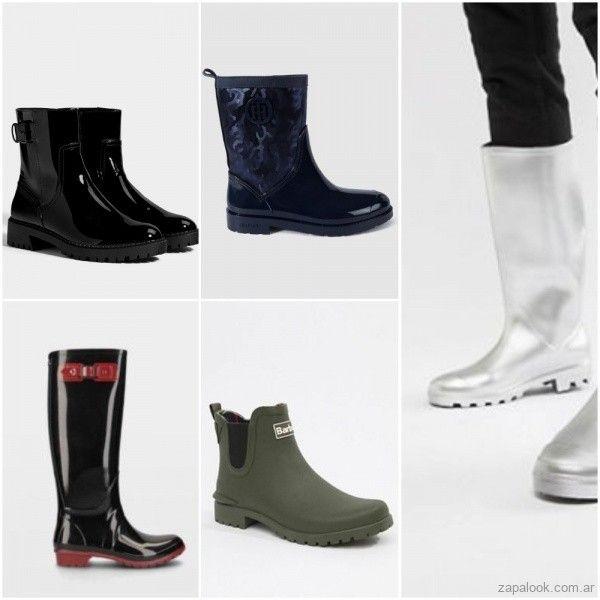 3a8722cc3 Zapatos y Botas – Tendencias en calzado otoño invierno 2019 ...