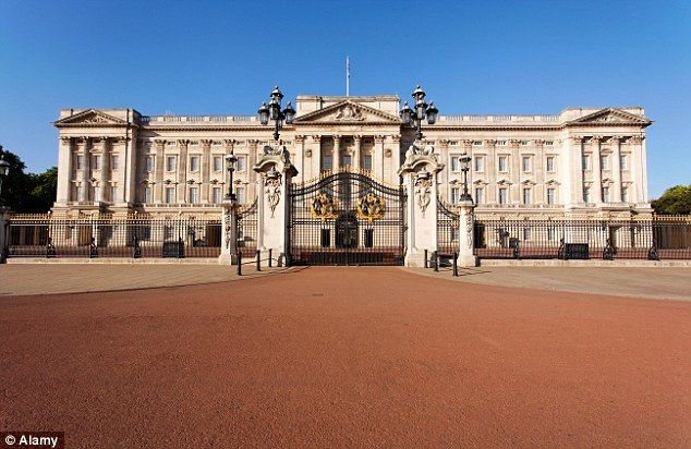 Incident: A Royal Protection officer has been arrested after ammunition was found in a per...