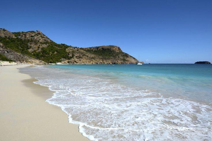 St. Barts, Antilele Franceze
