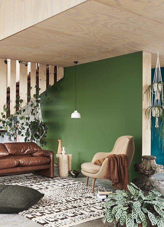 4 color trends 2019 dulux australia zen design and decore home rh pinterest com