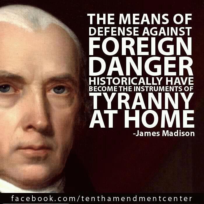 James Madison Quotes 6