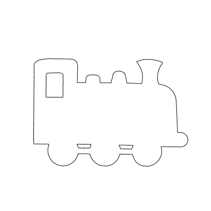 287 best thomas the train images on pinterest friends diy and train outline small train plasma craftwork cards pronofoot35fo Images