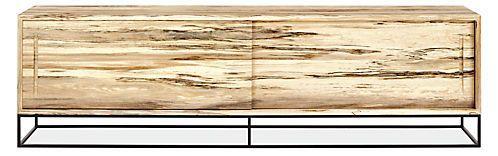 Steen Media Cabinets - Modern Media Storage - Modern Living Room Furniture - Room & Board