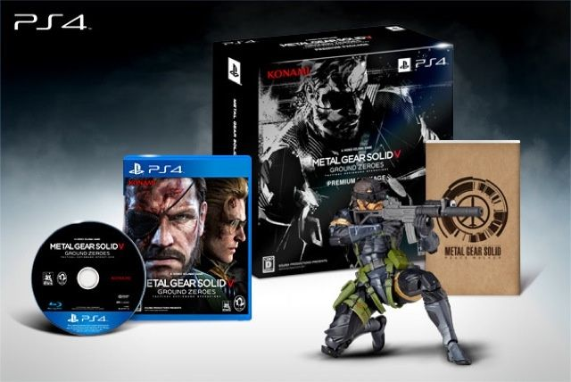 Tell Konami How Badly You Want The MGS V Ground Zeroes Collector