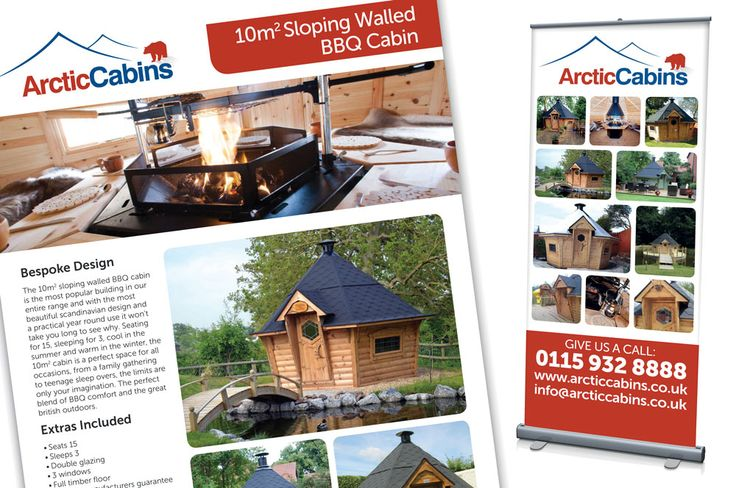 """DW has a deep understanding of our business and is able to create materials that communicate our message in a meaningful way. We often have tight deadlines and DW always responds promptly and gets the job done on time."" - Arctic Cabins Ltd"