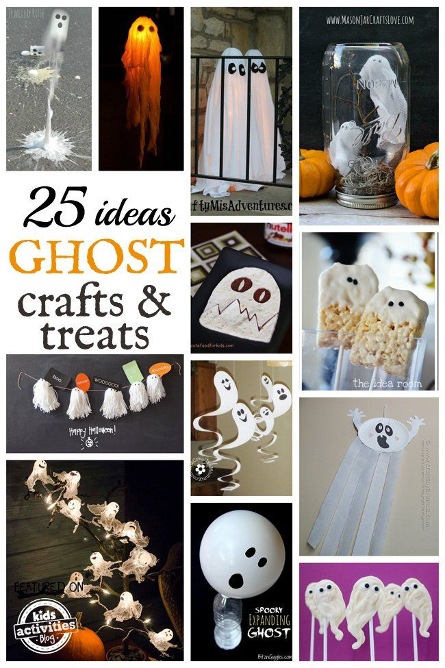 new fitflop 2013 Perfect for Halloween Party Games and Ideas 25 Ghost Crafts and Recipes