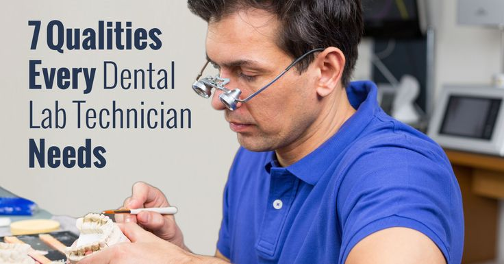 Deciding to become a dental lab technician can be a fulfilling and enriching career choice, especially for people who possess these 7 qualities.