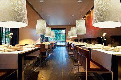Illuminazione #ristoranti