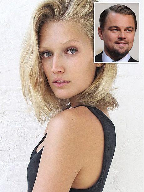 Trennung von Leo? Toni Garrn + Leonardo DiCaprio G...