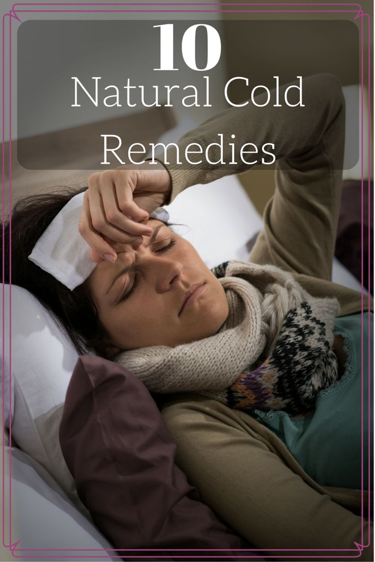 When the common cold strikes, it can bring down the entire family fast. Before heading to the doctor, try these natural home remedies for colds first.