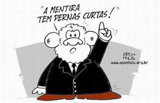 Interrogações: Lula, o homem mais humilde e modesto do Brasil, em...