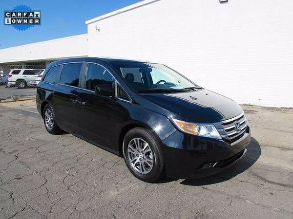 2013 Honda Odyssey Touring EX-L Leather Sunroof We Finance Buy Here! (27025_We_Finance)