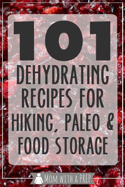 101 Dehydrating Recipes