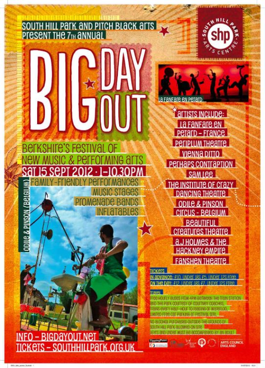 poster! - Big Day Out Festival