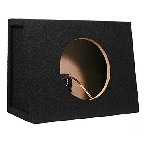 Single Car Truck Wedge Black Subwoofer Box Sealed Enclosure for 8-Inch Woofer 8F   http://ibestgadgets.com/product/single-car-truck-wedge-black-subwoofer-box-sealed-enclosure-for-8-inch-woofer-8f/   #gadgets #electronics #digital #mobile