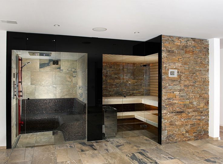 KUNG AG Sauna bouw, Wädenswil, Zwitserland: gevelbekleding