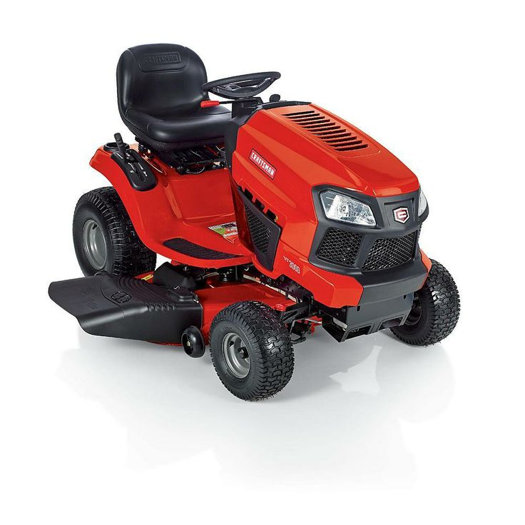 2014 Craftsman T2600 Model 20385 46 in Hydrostatic 19 hp Yard Tractor Review - 540cc Single Kohler Courage - TodaysMower.com