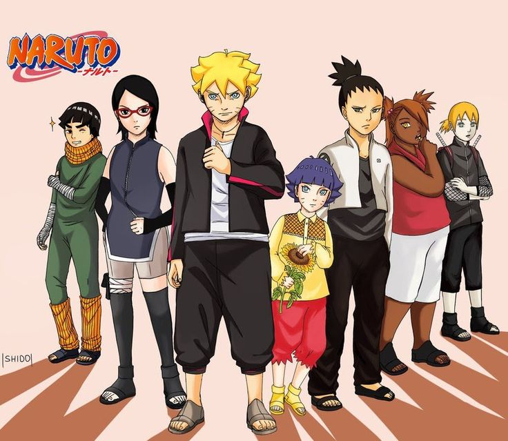 Naruto Gaiden: The Seventh Hokage 5 - http://www.kingsmanga.net/naruto-gaiden-the-seventh-hokage-5-2/