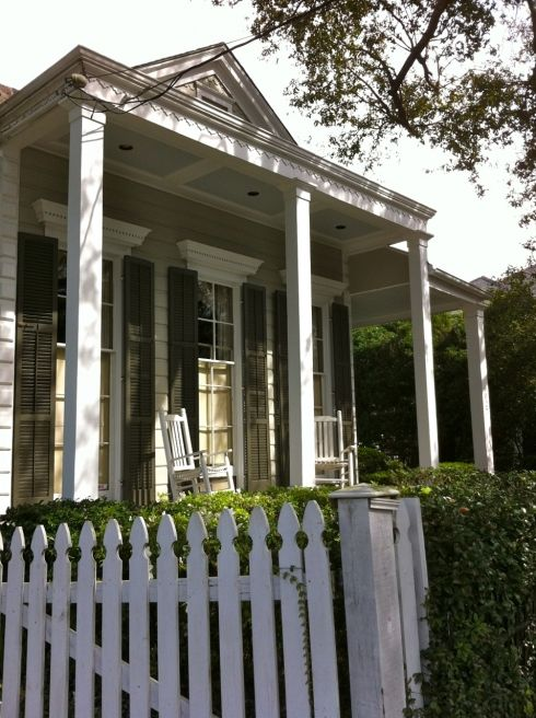 17 best images about new orleans cottages on pinterest for New orleans style homes