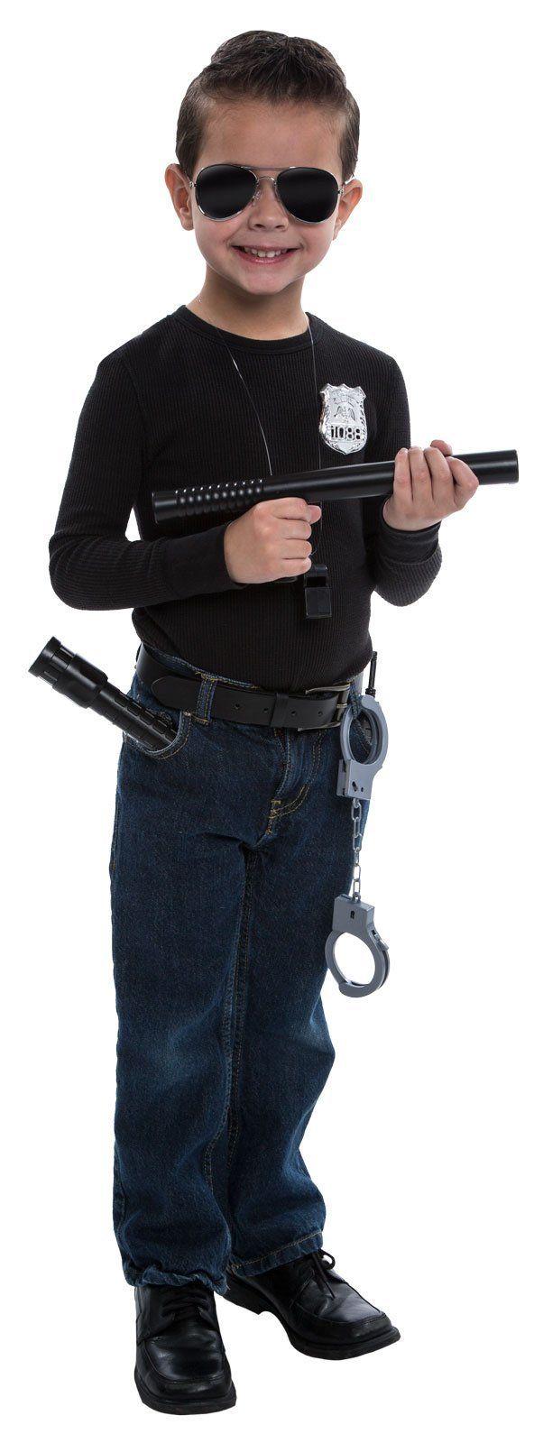 Police Dress Up Accessory Kit