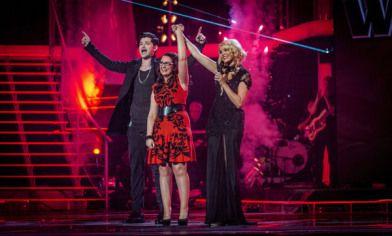The VoiceUK - Winner Andrea Begley