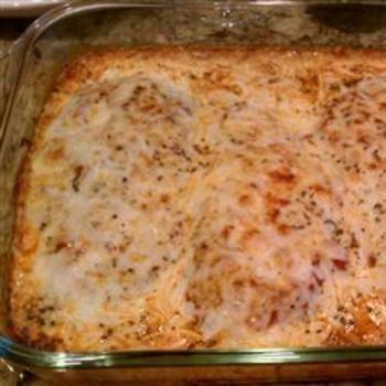 Chicken Parmesano Supreme