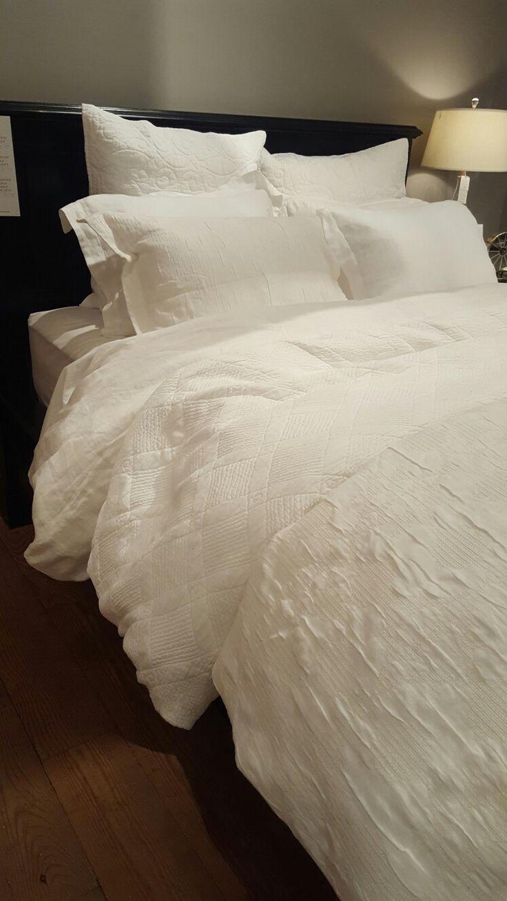White linens!!!!