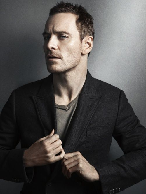Michael Fassbender by Nino Muñoz... makes me happy... oh so happy and miserable at the same time...