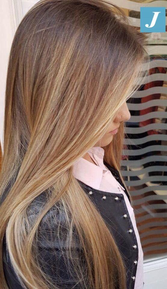 Your Degradé Joelle #cdj #degradejoelle #tagliopuntearia #degradé #igers #musthave #hair #hairstyle #haircolour #longhair #ootd #hairfashion #madeinitaly #wellastudionyc