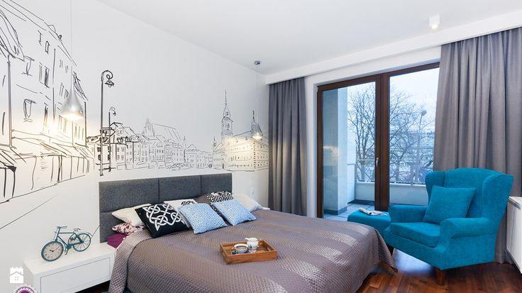 Eye-Catchy Wallpaper Ideas for Bedrooms 012