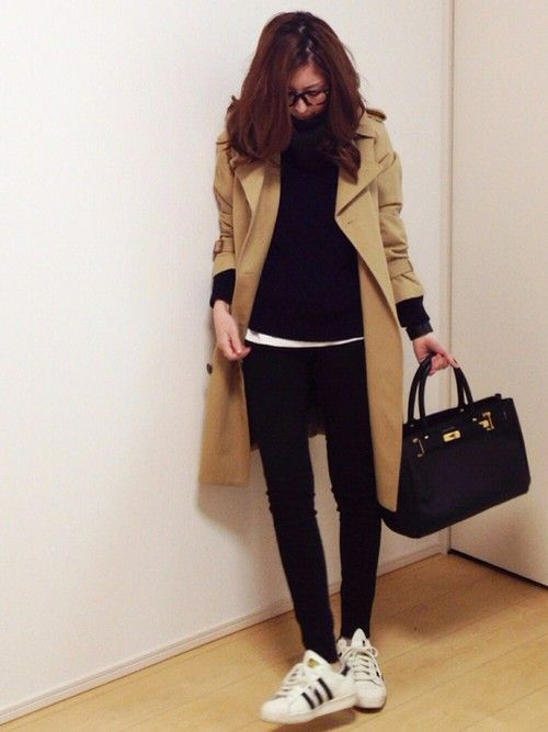 mayumi│adidas'sSneakersLooksWEAR