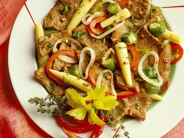 Recipe: Dixie Stir-Fry