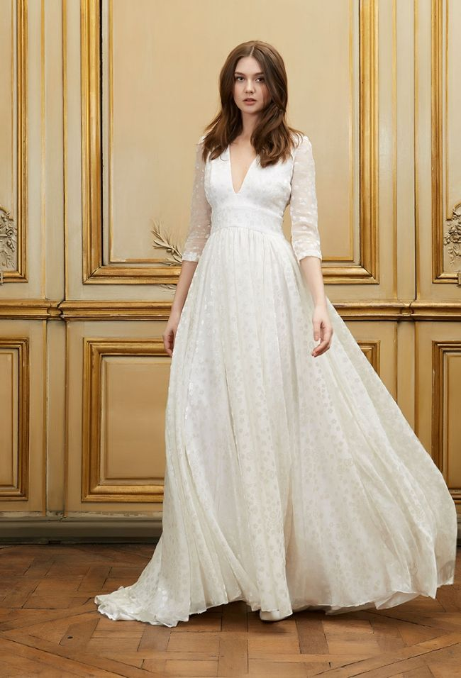 Pagan Inspired Gowns ✈ Delphine Manivet's 2015 Collection