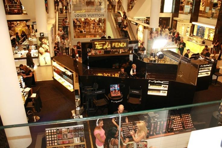 La Rinascente Store, Milan, 2011