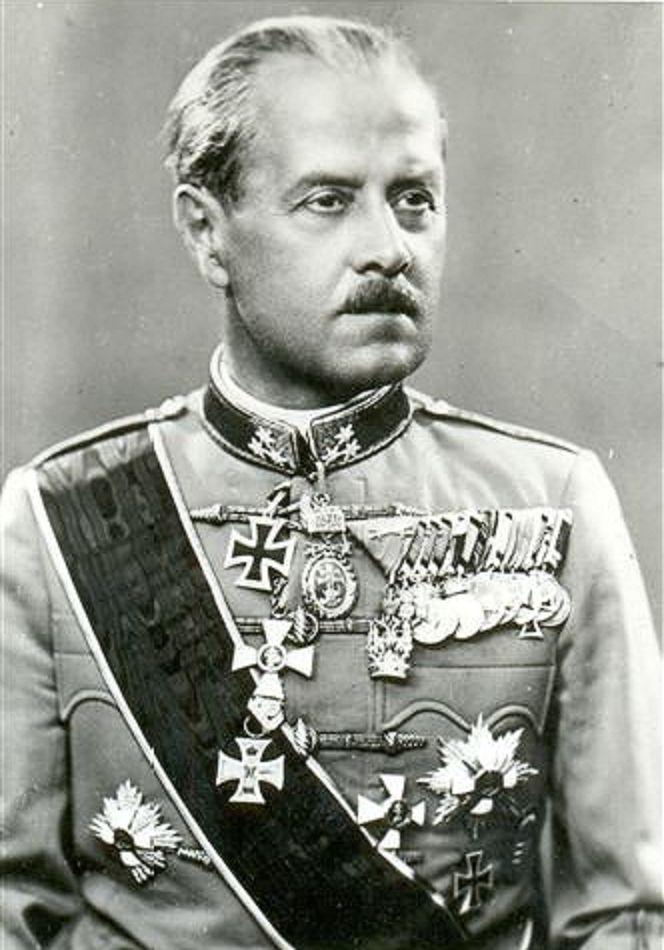Axis leaders - Knight Géza Lakatos de Csíkszentsimon (30 ...