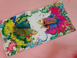 Image Result For Animorphia Colouring AdultsAdult ColoringColoring BooksFish