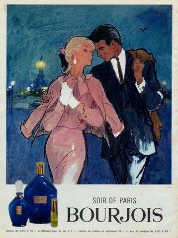 Soir de Paris van Bourjois