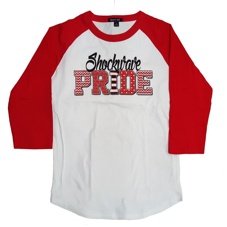 Show Your School Pride In Any Of Our School Spirit