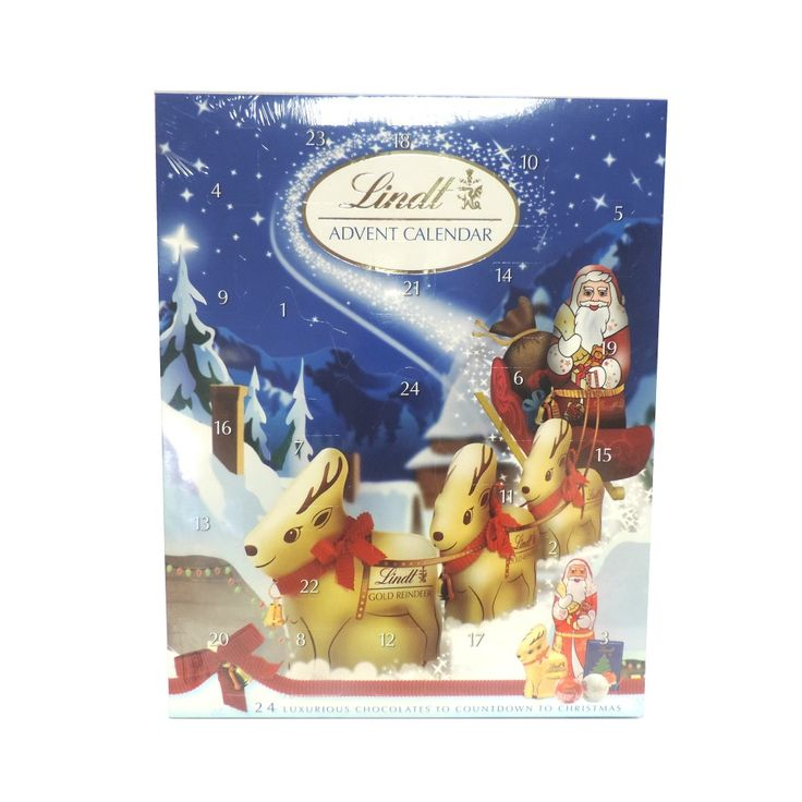 Lindt - Advent Calendar - 160g