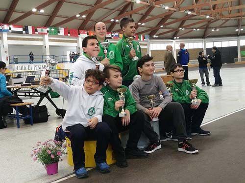 Gara regionale di scherma GPG (Under 14) a Pescara