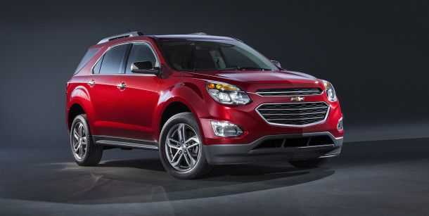 2016 Chevrolet Equinox Changes and Price