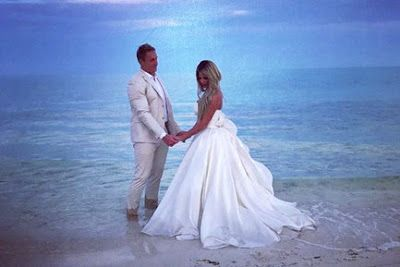 Kim Zolciak-Biermann And Kroy Biermann Renew Their Vows!