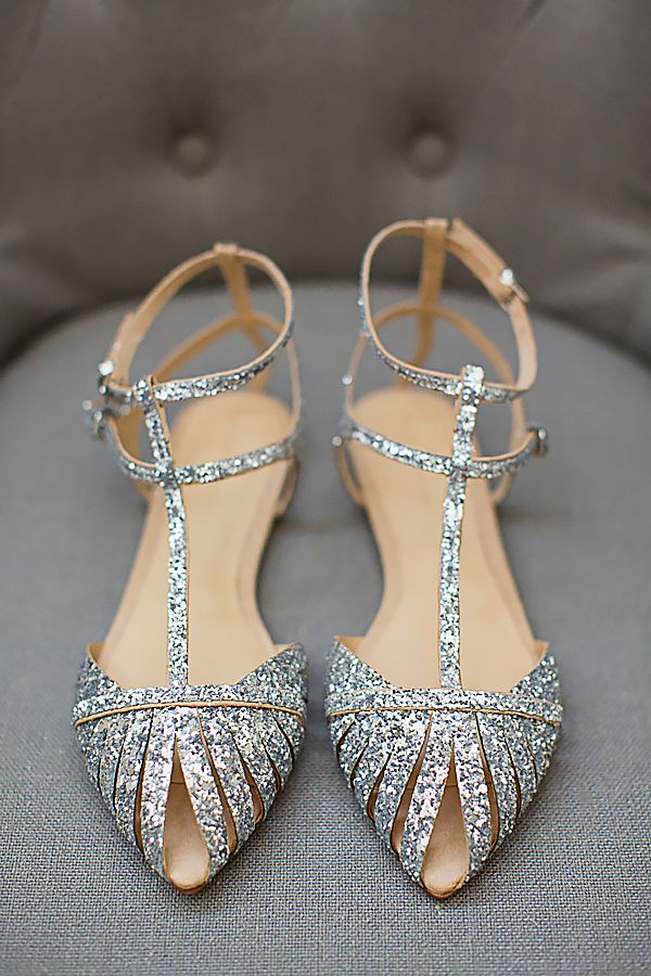 Stylish And Comfortable Wedding Shoes ❤ See more: http://www.weddingforward.com/comfortable-wedding-shoes/ #weddings