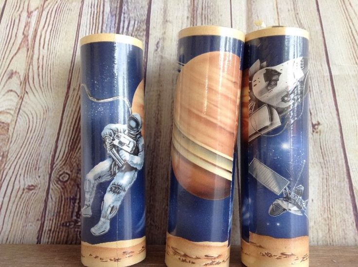 NASA Wallpaper Astronaut Mission to Mars Border 3 Rolls Easy Ups Self Adhesive  #VILLAGEMy Goodies Store