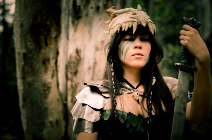 Costume Barbarian #barbarian #dragon #costume