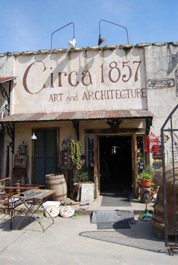 Circa 1857 Shop in Baton Rouge, Louisiana