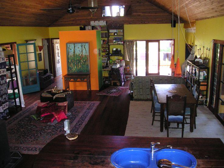 Kitchen to lounge 2 upstairs