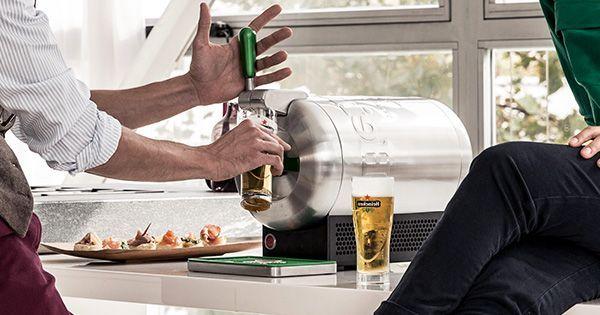 Genießen Sie Premium-Fassbier zu Hause mit THE SUB®. Die SUB-Heimzapfanlage jetzt online bestellen und die Vielfalt von Fassbier zu Hause genießen.